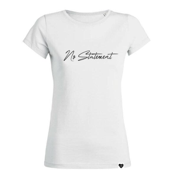 NO STATEMENT Shirt weiß Print Fashion VOGUE.AT.HEART